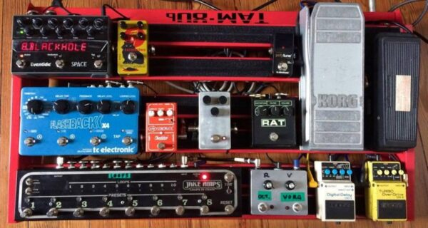 Pedalboards Doble A TAM 80-6