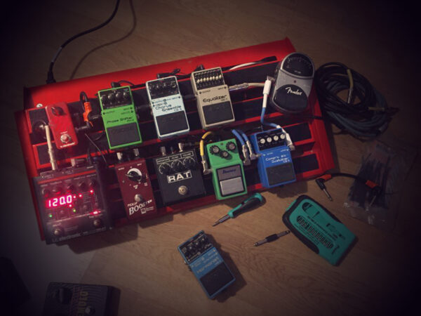 Pedalboards Doble A TAM 80-4