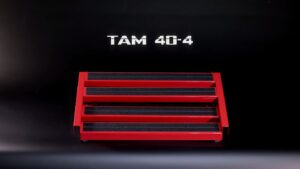 Pedalboards Doble A TAM 40-4