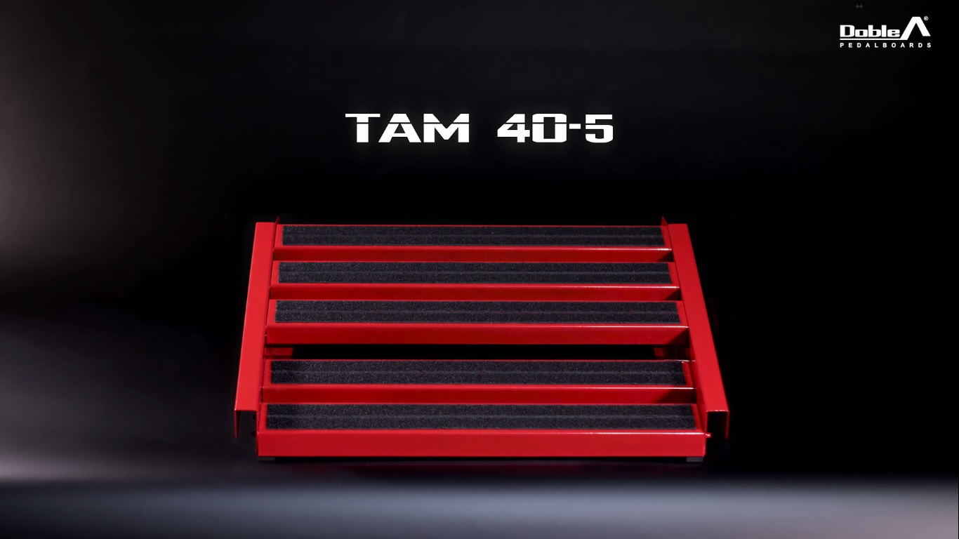 Pedalboards Doble A TAM 40-5