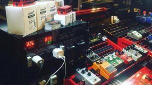 Usina Estabilizador de Tensión Eléctrica