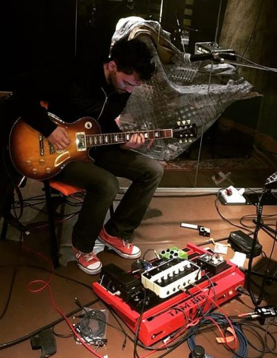 Andres Rosalesrubione Pedalboards Doble A